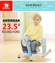 new products 2017 innovative product mall kids pedal horse animal riding