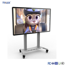 4K lcd interactive smart board 65 inch touch display digital whiteboard