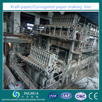 latest paper making machine product for corrugated paper