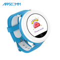 APPSCOMM 2018 Smart Watch GPS Safety Tracker Wristwatches Kids Activity Monitoring Smart Watch Phone for Child