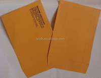 small simple envelop printing, custom design small envelop supplier
