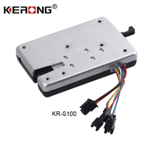Kerong Intelligent Stainless Steel Chrome Plating Parcel Cabinet Lock
