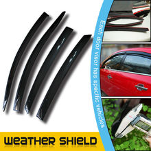 Weather Shield For Cadillac SRX