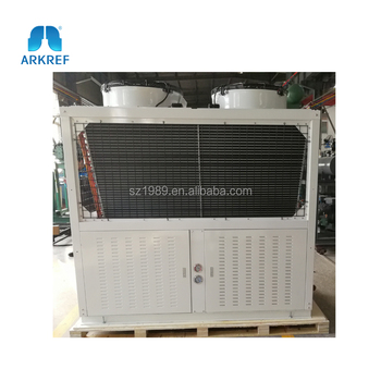 Air Cooled Condensing Unit in Beef Storage Cold room