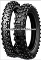 Motorcycle tire for 110-90-19