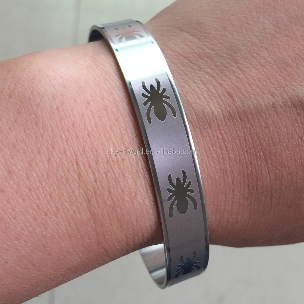 stainless steel bangle for sale