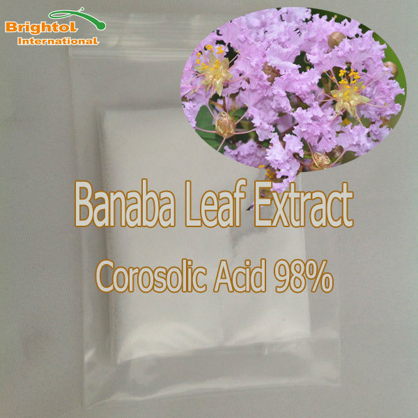 High quality Banaba Leaf 4547-24-4