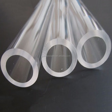 Transparent Plexiglass Acrylic Tubes for Led Light
