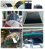 Hot sell class A competitive price 120 watt solar panel