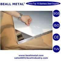 Hairline Finish Inox 304 Cold Rolled Stainless Steel Sheet