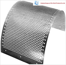 stainless steel corrugated perforated metal panels(Factory Price)