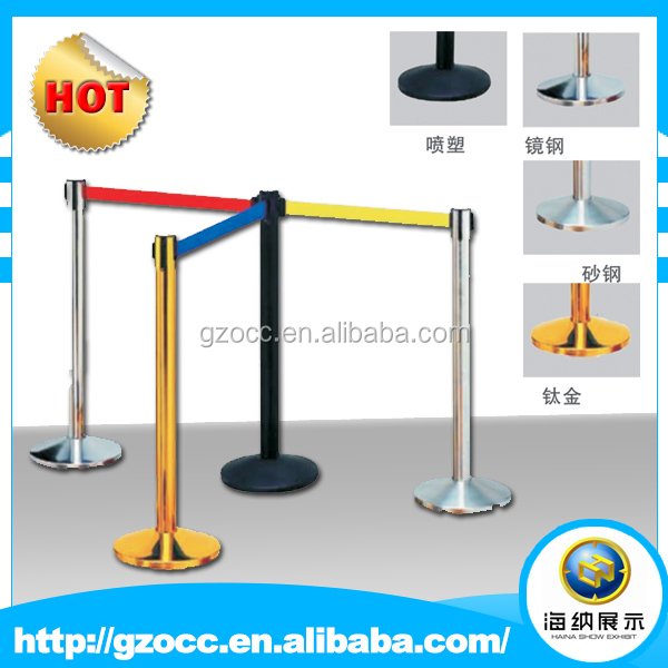 china whole sale high quality bank queue line concert crowd control barriers for sale