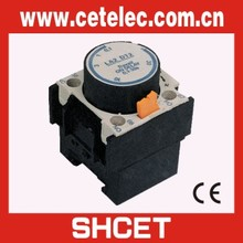 LA2-D delay timer auxiliary contact block