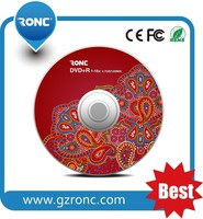 Guangdong hot sale cheap blank dvd-r dvd+r made in china