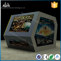 Amazing Experience Game Machine Equipment 5D Hd Media Player