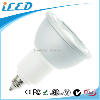 PSE 5W 100V 110V COB E11 LED Bulb 35Watt Equivalent Warm White Spotlights 450LM