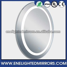 Hot selling Hotel Project Bordered Illuminated Mirror