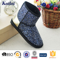 Canada winter elegant snow boots for women wholesale