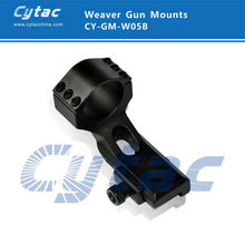 Cytac single ring picatinny rail scope mount 20mm