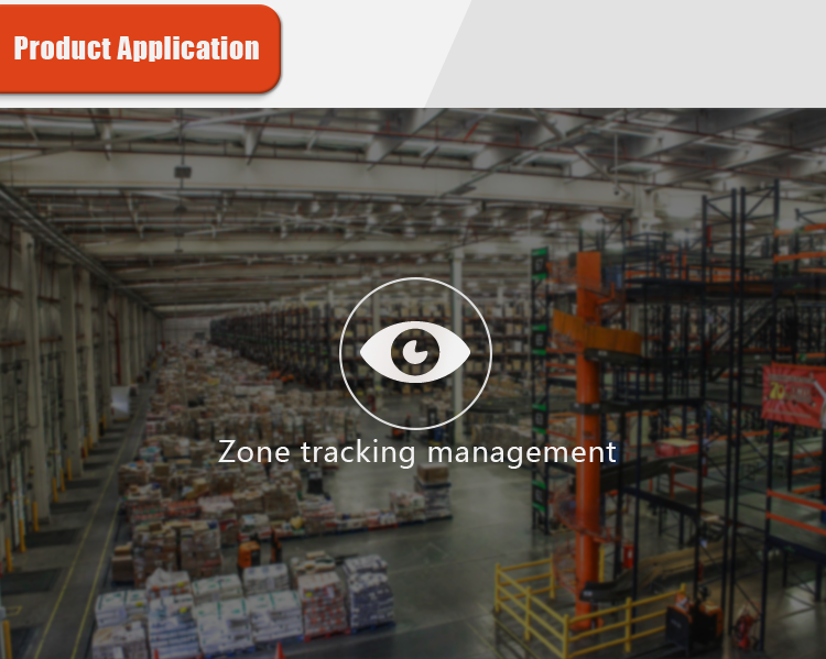 Active 2.4G RFID Tag for Fixed Asset Management
