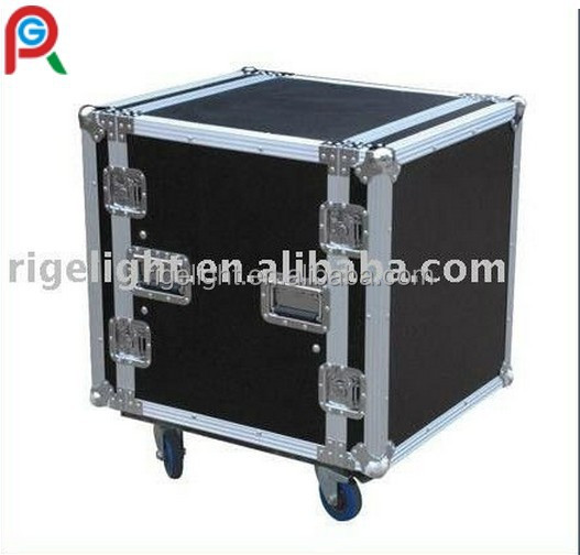 Professional shockproof aluminum flight case / road case for placing equipment from Guangzhou