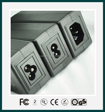 High efficiency 8V5A AC DC power adapter/power supply approved by CE,FCC,UL,GS,SAA certificates.