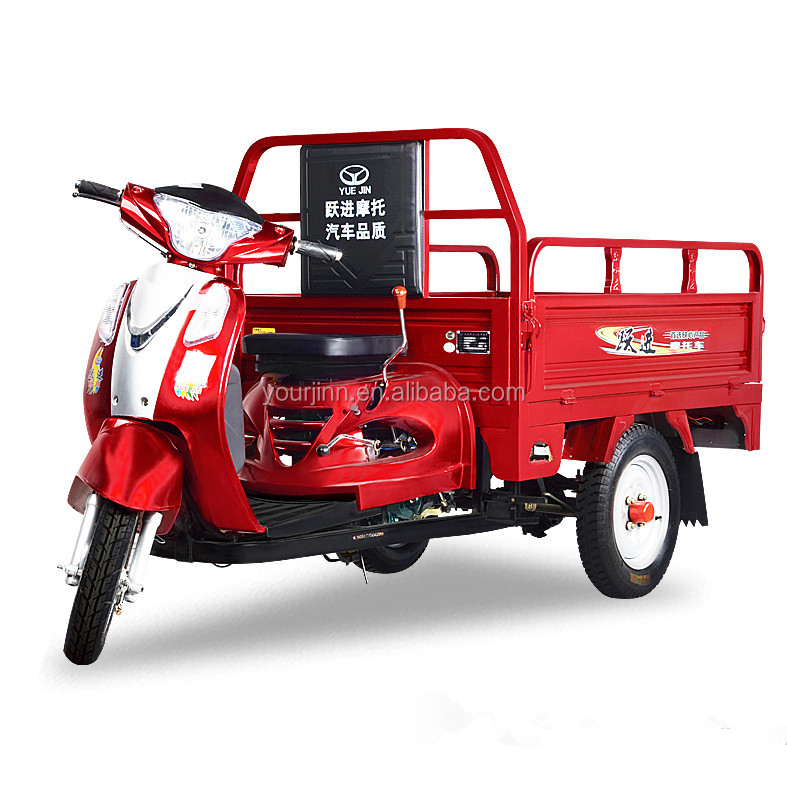 gas moped cargo motor tricycles