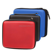 Compact EVA 2DS Accessory Travel Pack / Case with Car Charger and USB Charging Cable