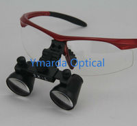 Ymarda Flip-up Ultra-Light CM3.0x Dental Operation Vision Magnifiers Surgical Loupes Optical Loops for dentists