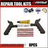 Universal motorcycle tire repair kit