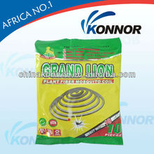 China Original Unbreakable Smokeless Plant Fiber Mosquito Coil