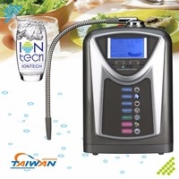 IT-589 Iontech Brand Taiwan kitchen equipment ionizer for alkaline water