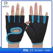 Hot Selling WeightLifting Gloves / Professional Gym Gloves bodybuilding wrist wraps