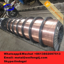 High quality custom colorful classification society certificated submerged welding wire for iron pipe