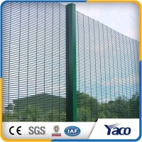Strong tension 358 Security Fence Iron Fencing
