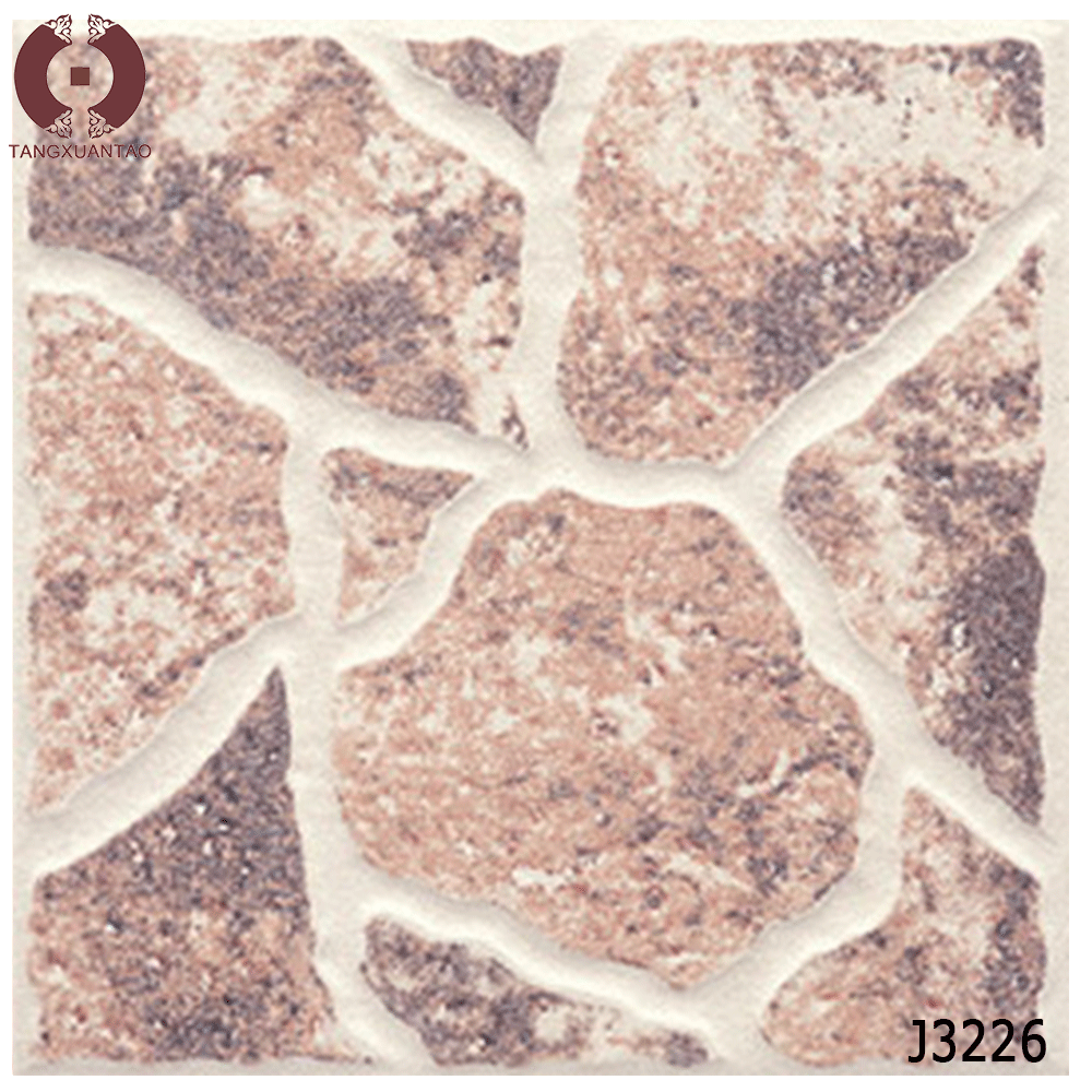 Stone tiles floor ceramics design 300x300mm non slip outdoor tile (J3226)