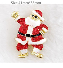 Wholesale Custom Christmas Christmas Pins to Make