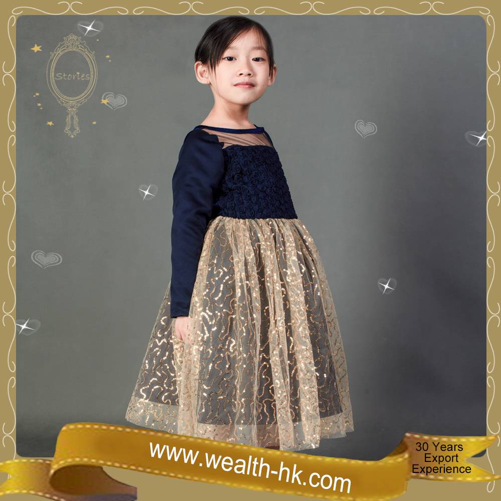Elegant Child Ball Gown Cocktail kids Evening dresses