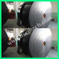 whole core flame rubber conveyor belt