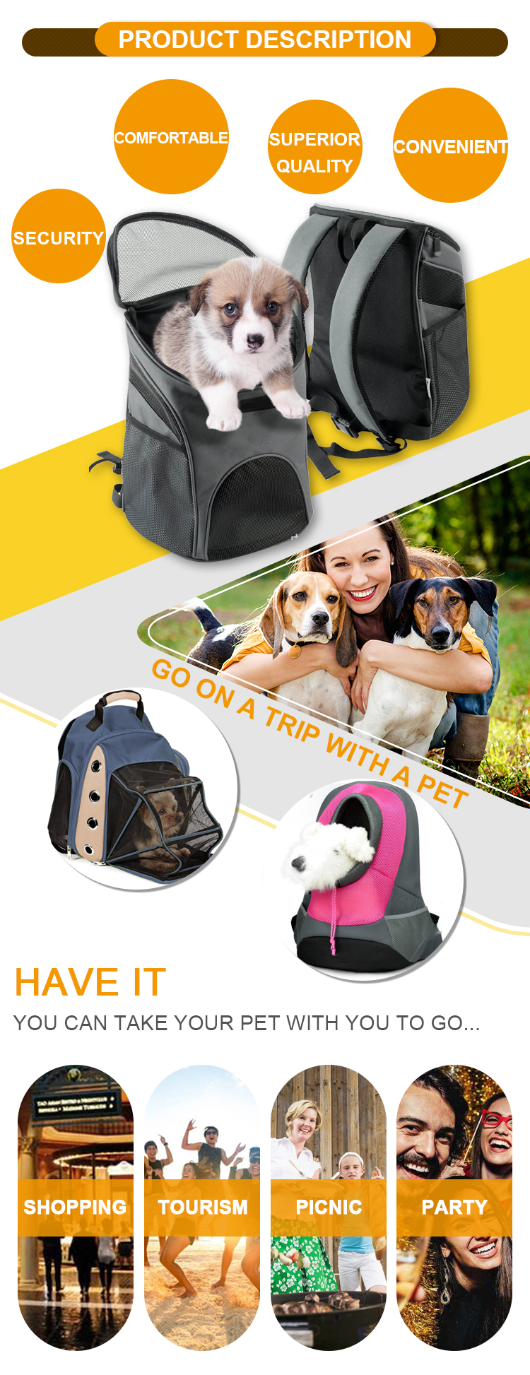 Backpack for carrying dogs backpack carrier airline approved