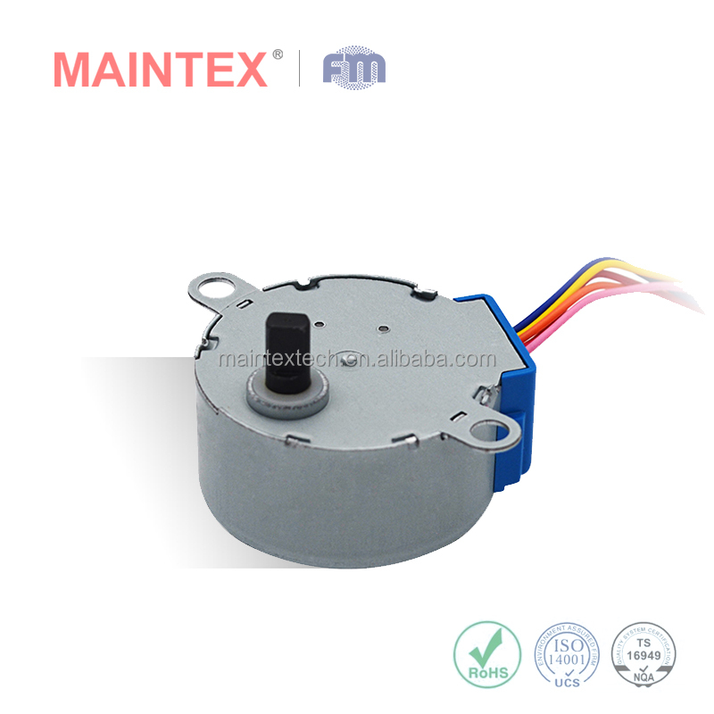 35BYJ46 Stepping Motor for Air Exhaust Fan /Air-vent Cover Stepper Motor