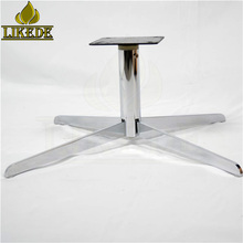 Hot selling sofa base metal swivel chair base leg accessories in factory price