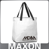 New design!!canvas leather bag/cloth bags