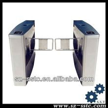 RFID Automatic Stainless Steel Swing Turnstile Barrier