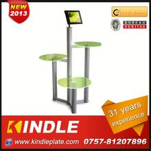 OEM/Custom Metal retail shoes display rack from kindle in Guangdong with 32 Years Experience and High Quality