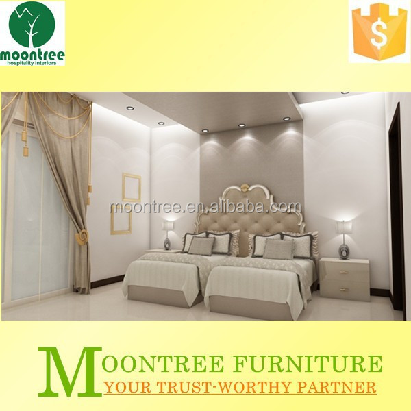 Moontree MBR-1389 modern teen wooden bedroom furniture