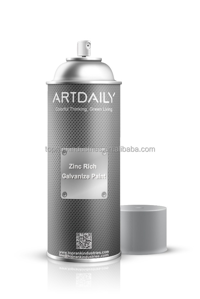 Zinc rich galvanize paint