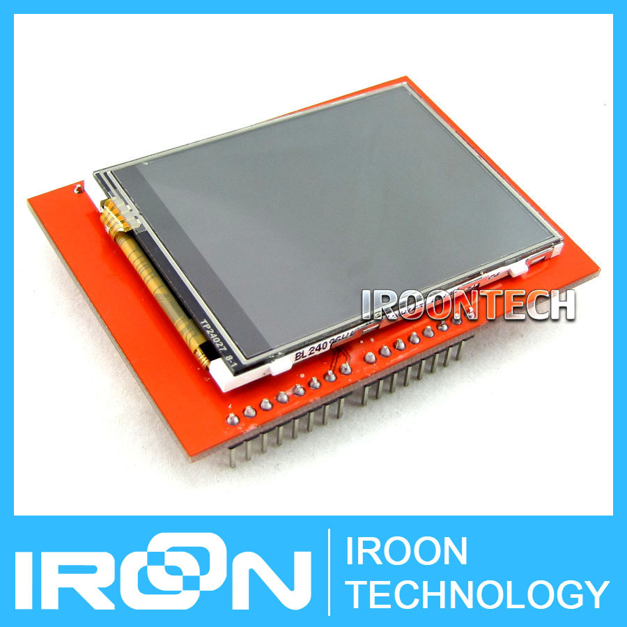 2.4 inch TFT touch LCD Module LCD Screen Module For Arduino UNO R3