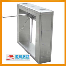 Pedestrian Three-Arm Box Turnstile Gate