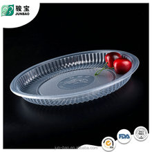 Factory price!! Modern high-grade stackable food grade plastic fruit tray